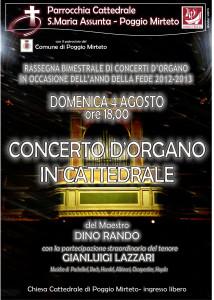 concerto cattedralerid