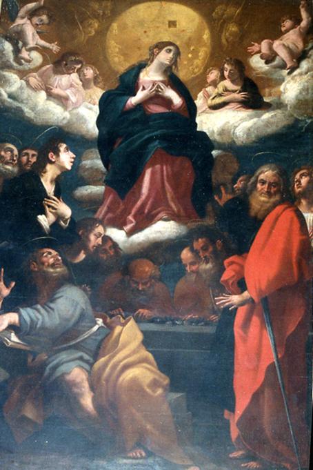 Giovanni Baglione, Poggio Mirteto, Cattedrale S.M.Assunta
