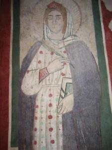 figura di santa