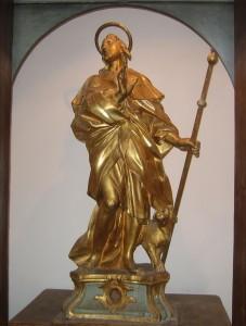 Statua di San Rocco